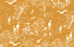 4286/N60 Deer in the Forest